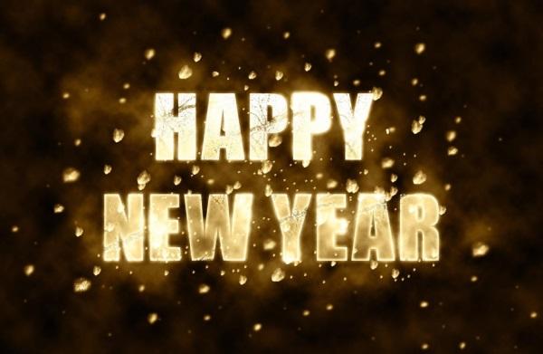 Neujahrswünsche auf Englisch - Auf Englisch