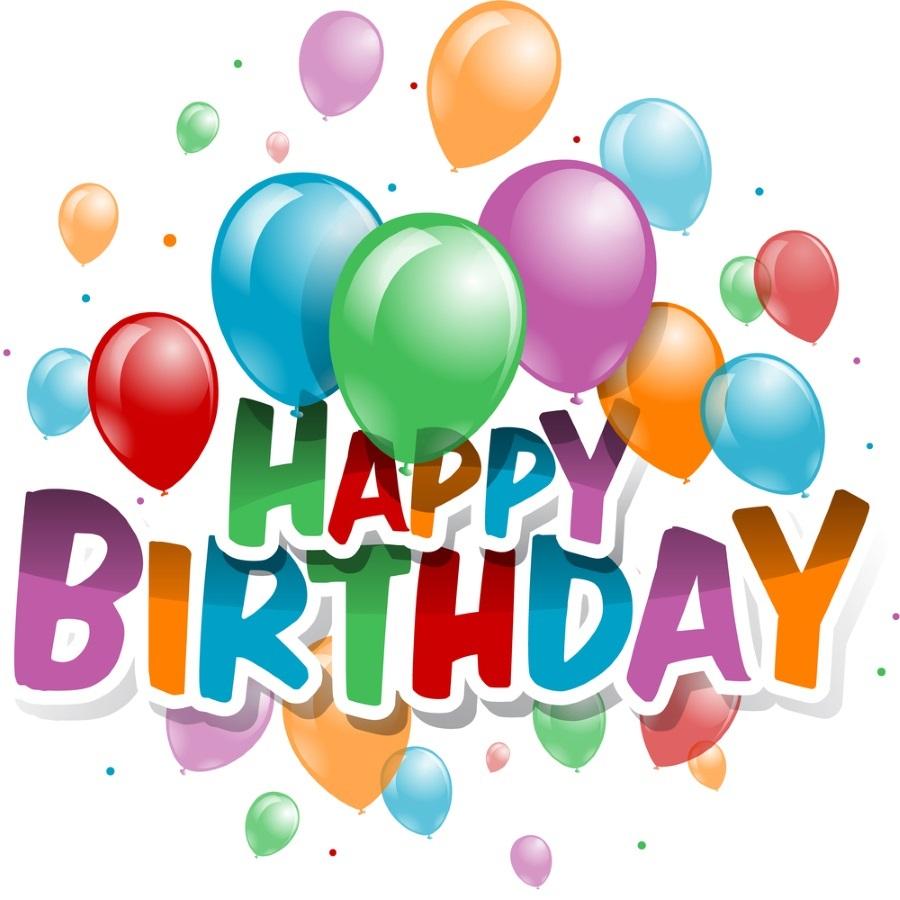 Geburtstagswünsche auf Englisch