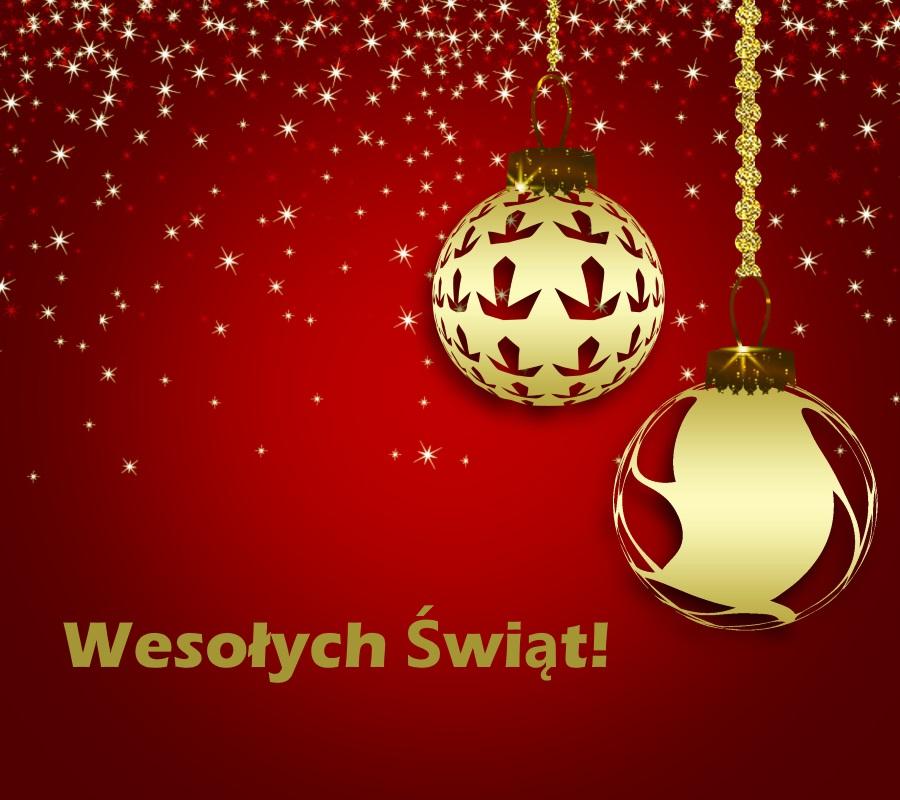 Weihnachtsgrüße auf Polnisch