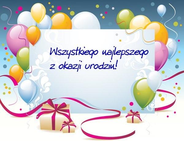 Geburtstagssprücheauf Polnisch